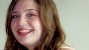 Sarah Thomas, winner of the 2013 SMM writing competition
